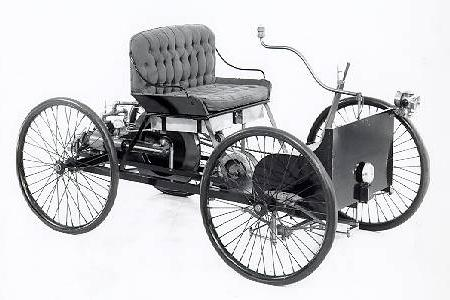 Where Did Henry Ford Make The First Car