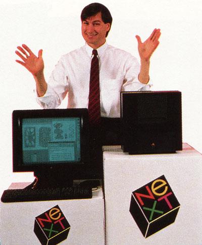 NeXT Computer - Steve Jobs