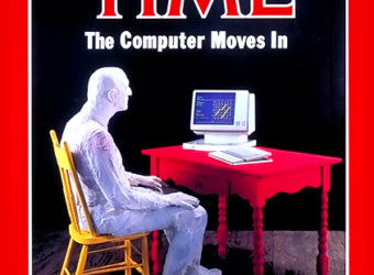 Time Names Computer of the Year 1983